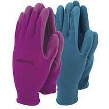Town & Country Ladies SureGrip Gloves - Twin Pack