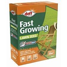 Doff Fast Grow Lawn Seed - 500g