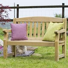 Zest Emily 4ft Bench and Cover