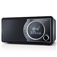 Sharp DAB+ FM Radio with Bluetooth - Black