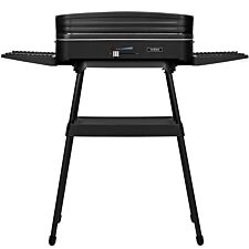 Tower T14028 Indoor / Outdoor BBQ Grill - Black / Silver