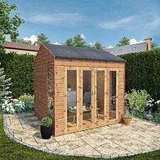 Mercia Vermont Summerhouse - 8 x 8ft