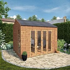 Mercia Vermont Summerhouse - 10 x 8ft