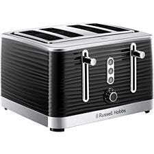 Russell Hobbs 24381 Inspire 1800W 4 Slot Toaster – Black