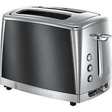 Russell Hobbs 23221 Luna 1500W 2 Slice Toaster – Grey