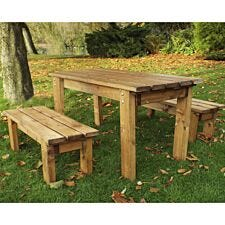 Charles Taylor Little Fellas ECO Children's Wooden Table Set