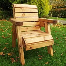 Charles Taylor Little Fellas Children's Wooden Chair