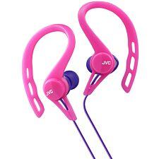 JVC In-Ear Sports Headphones - Pink