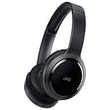JVC Foldable Bluetooth On Ear Headphones - Black