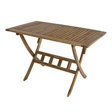 Charles Bentley FSC Acacia Rectangular Table