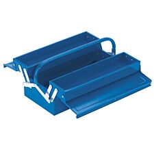Draper 430mm Two Tray Cantilever Tool Box