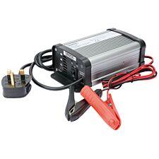 Draper 6/12V 6A Intelligent Battery Charger