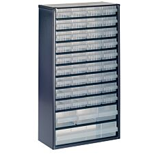 Raaco 1240-123 Metal Cabinet 40 Drawer