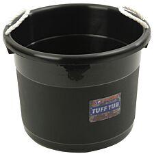 Curver Muck Bucket - Black 69 Litre