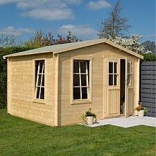Rowlinson Garden Retreat Log Cabin
