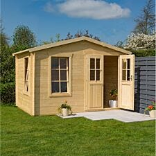 Rowlinson Garden Studio Log Cabin