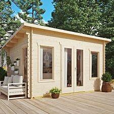 Rowlinson Sanctuary Log Cabin