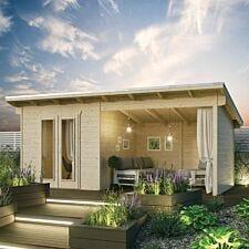 Rowlinson Oasis Log Cabin
