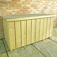 Shire Pressure-Treated Planed Log Box