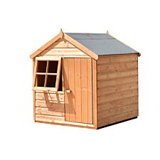Shire Playhut 4ft x 4ft Playhouse