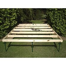 Shire Adjustable Shed Base - 8ft x 6ft