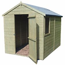 Shire Pressure Treated Durham Shed
