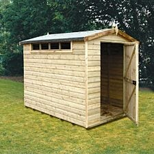 Shire 6 x 8 Security Shed