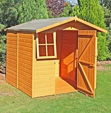 Shire Casita Shed - 7ft x 7ft