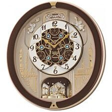 Seiko Melody in Motion Clock 18 Melodies
