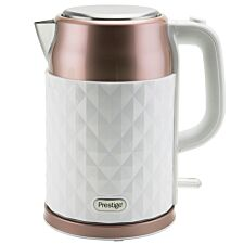 Prestige 47169 Prism 1.7L Kettle - Rose Gold