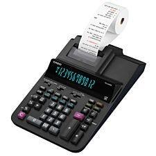 Casio 12 Digit Display Heavy Duty Printing Calculator