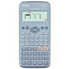 Casio GCSE Scientific Calculator with 276 Functions - Blue