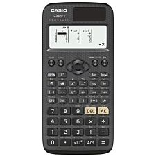 Casio GCSE Scientific Calculator with 276 Functions and Solar Panel - Black