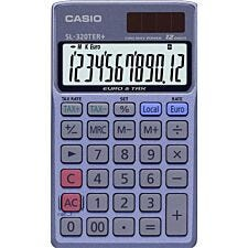 Casio Pocket Calculator with Tax Calculations