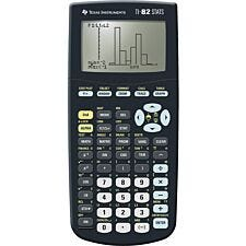 Texas TI82 STATS Graphic Calculator for Maths & Science