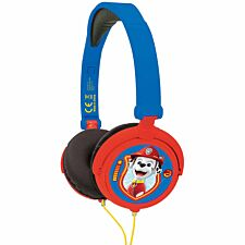 Lexibook Paw Patrol Stereo Headphones with Volume Limiter