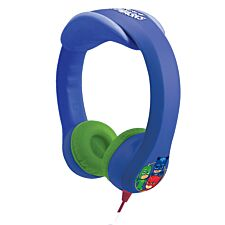 Lexibook PJ Masks Flexible and Unbreakable Headphones