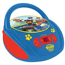 Lexibook Paw Patrol Boombox Radio CD Player