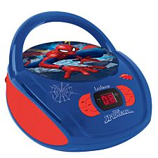 Lexibook Spider-Man Boombox Radio CD Player