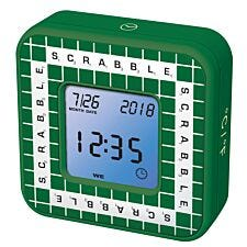Lexibook Multi-function Clock & Timer for Scrabble