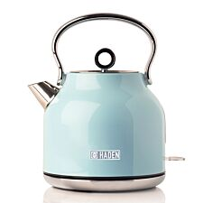 Haden 192752 Heritage 1.7L Kettle - Turquoise