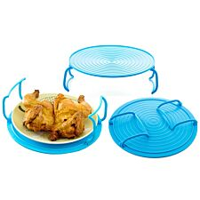 Microwave Tray Dish and Rack