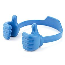 Thumbs-Up Phone Or Tablet Holder - Blue