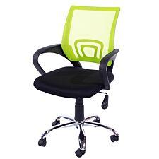 Soli Study Chair - Lime Green