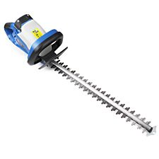 Hyundai HYHT60Li Cordless Hedge Trimmer with Charger & 60v Lithium-ion Battery