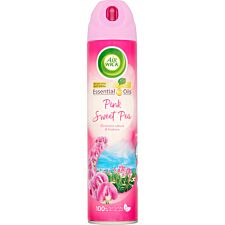 Airwick Air Freshener Pink Sweet Pea Aerosol - 240ml