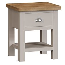 Elmridge 1 Drawer Lamp Table