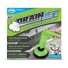 JML V0459 Drain Jet - Green / Black
