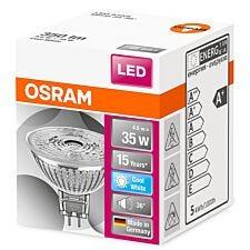 Osram 35W GU5.3 Bulb - Cool White