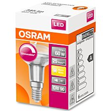 Osram Reflector R50 60W Dimmable SES Bulb - Warm White
